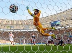 Video bàn thắng Đức - Pháp: 'Xe tăng' tiến vào bán kết