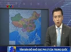 Sự thật đáng sợ về bản đồ khổ dọc Trung Quốc nuốt Biển Đông?