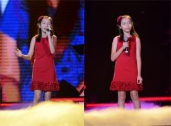 Con gái út của Mỹ Linh tỏa sáng tại Bài hát yêu thích