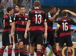 Video bàn thắng Brazil - Đức: Xe tăng hủy diệt