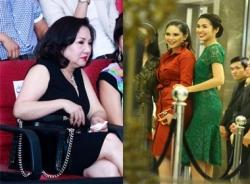 Mẹ chồng đại gia khiến mỹ nhân Việt 'lép vế'