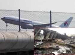 Xác định hành khách trên máy bay Malaysia rơi ở Ukraina