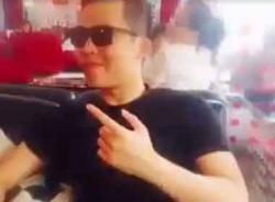 Video hot Khắc Tiệp hẹn hò Ngọc Trinh tại quán cafe