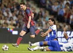 Deco, Messi và Eto'o mưa bàn thắng ngày tái ngộ