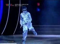 Bước nhảy hoàn vũ nhí 2014 tập 2: Phần thi của Trường Giang Nam