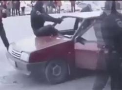 Clip kiểu bắt tội phạm có 1-0-2 của cảnh sát