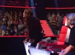 Video Hài: ca sĩ Lệ Rơi làm nữ giám khảo Đức phát cuồng