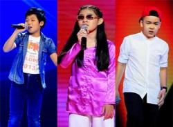 Những giọng ca 'khủng' của The Voice Kids 2014