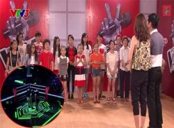 Giọng hát Việt nhí 2014 vòng đối đầu: Tiết lộ trailer cực hấp dẫn