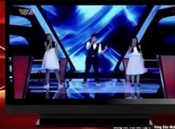 Giọng hát Việt nhí 2014 vòng đối đầu 1: Thanh Thảo-Thế Lân và Diễm Trang