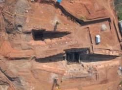 Lăng mộ 2.100 năm tuổi của một vị vua được phát hiện ở Trung Quốc
