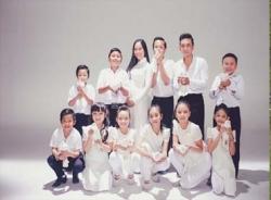 Bước nhảy hoàn vũ nhí 2014: Đoan Trang làm MV cùng học trò