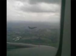 Video chiến đấu cơ Anh hộ tống máy bay Qata