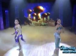 Bước nhảy hoàn vũ nhí 2014 tập 4: Phần thi của Vân Quỳnh-Yến Nhi