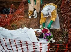 Dịch Ebola: Con số tử vong đã lên đến 1229 người