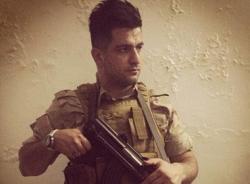 Người Anh đầu tiên đến Iraq chống lại nhà nước hồi giáo tự xưng (IS)