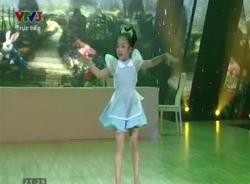Bước nhảy hoàn vũ nhí 2014 Liveshow 1: Phần thi Nguyễn Đặng Yến Nhi