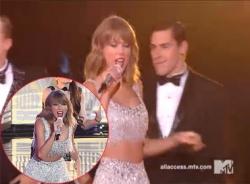 Taylor Swift 'đốt cháy' VMAs với Shake it off