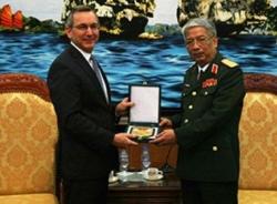 Hợp tác quốc phòng Việt Nam-Hoa Kỳ phát triển trên nhiều lĩnh vực