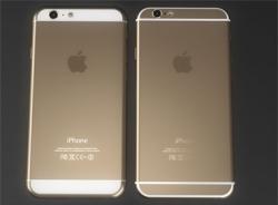 Hai mô hình iPhone 6 tuyệt đẹp trước ngày ra mắt