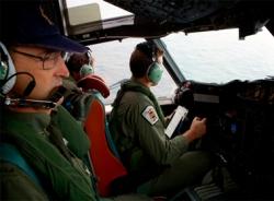 Tìm kiếm máy bay MH370 ở phía nam Ấn Độ Dương