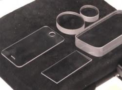 IPhone 6 sẽ có hai bản dùng vật liệu màn hình khác nhau