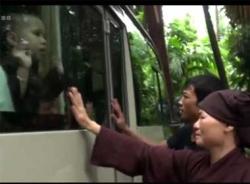Video trẻ em chùa Bồ Đề tiếp tục được chuyển đi