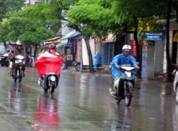 Dự báo thời tiết dịp nghỉ lễ 2/9, cả nước có mưa dông