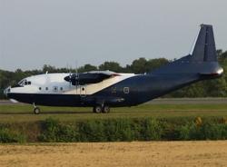 Máy bay Ukraine rơi ở Sahara, 7 người thiệt mạng