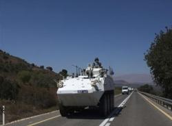 43 quan sát viên Liên Hợp Quốc bị bắt cóc