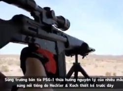Video: Đặc nhiệm Việt Nam có hàng khủng 'bách phát bách trúng'?