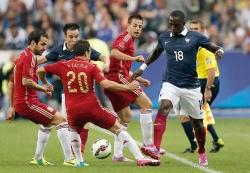Pháp - Tây Ban Nha 1-0: Remy là sự lựa chọn đúng của Chelsea