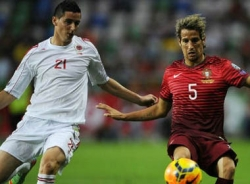 Vắng Ronaldo, Bồ Đào Nha thảm bại trước Albania