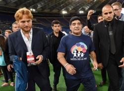 Maradona chửi bậy và tỏ ra côn đồ ở Croatia