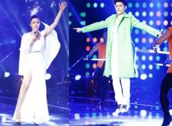 Nhân tố bí ẩn liveshow 6: Nathan Lee, Ngọc Anh 'náo lọan' sân khấu