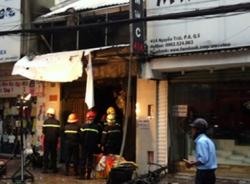 7 thi thể trong căn nhà bốc cháy ở trung tâm Sài Gòn