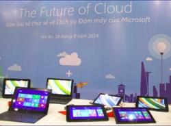 Trải nghiệm nền tảng và các dịch vụ đám mây của Microsoft
