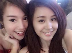Bà Tưng khoe ảnh thân thiết với Elly Trần