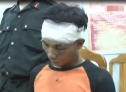 Nhóm côn đồ nã súng vào công an chấn động Bình Thuận