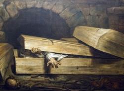 Nam thanh niên 'chết đi sống lại' sau hai năm bị chôn