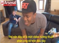 Clip khi fan cuồng xem chung kết FA