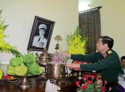 Bộ Quốc phòng hỗ trợ giữ khuôn viên gia đình Đại tướng Võ Nguyên Giáp