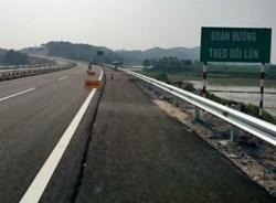 Bộ Trưởng Thăng nói gì khi cao tốc dài nhất nước vừa thông xe đã nứt