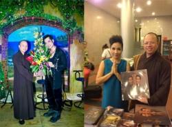 Sư thầy 'ham công nghệ' từng chụp ảnh với Ngọc Sơn, Mỹ Linh