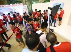 Khai mạc giải Canon PhotoMarathon 2014 tại Hà Nội