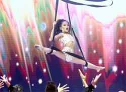 Quán quân 'Bước nhảy hoàn vũ nhí' hóa thân thành Beyonce
