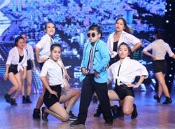 Chung kết Bước nhảy hoàn vũ nhí: Minh Khang hoá thân thành Psy