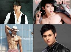Say đắm những 'hoàng tử lai' gợi cảm nhất showbiz châu Á