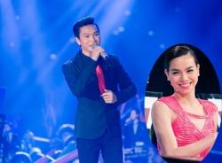 Nhân tố bí ẩn liveshow 7: Hà Hồ ngượng ngùng khi Quang Đại hát lời yêu trên sân khấu