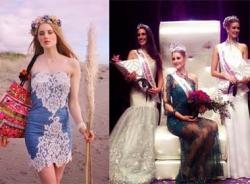 Hoa hậu Hoàn vũ New Zealand đăng quang sau 3 lần đi thi